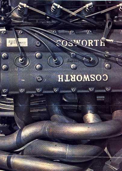 8W - Why? - Cosworth DFV