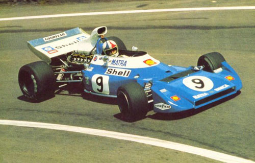 The luckless Chris Amon in