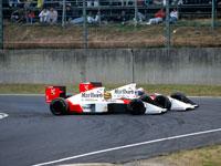 Prost, Senna, McLaren-Honda MP4-5, Suzuka 1989