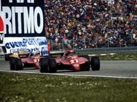 Gilles Villeneuve, Didier Pironi, Ferrari 126C2, 1982 San Marino GP