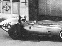 Chuck Daigh, Scarab, 1960 Monaco GP