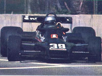 Danny Ongais, Interscope Shadow DN9, 1978 Long Beach GP
