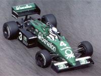 Danny Sullivan, Tyrrell 011, 1983 Monaco GP