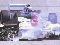 Pedro Lamy, San Marino GP 1994
