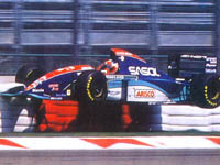 Rubens Barrichello, San Marino GP 1994