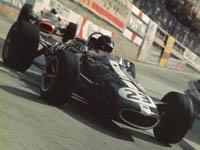 Dan Gurney, Eagle-Weslake T1G, 1967 Monaco GP