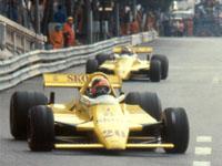 Fittipaldi, Rosberg, Fittipaldi-Cosworth F7, Monaco 1980